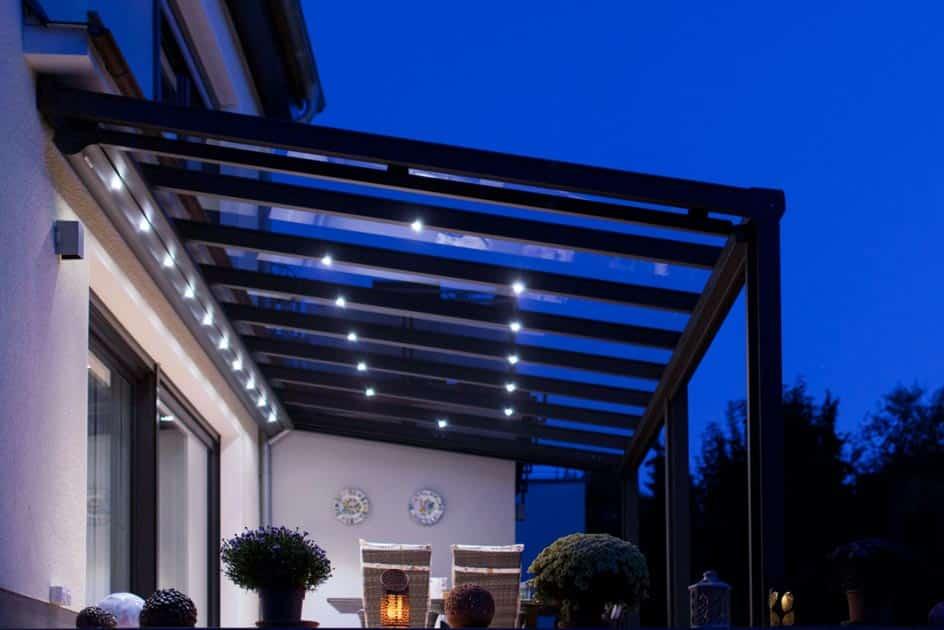 LED-Terrassenbeleuchtung