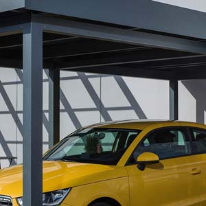 Carports Audi A5