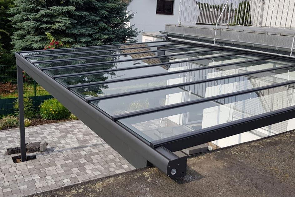 Zusatzleistung Dachbefestigung